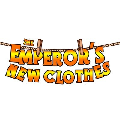 Emperor's New Clothes musical logo square